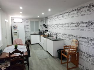 modern  by Dr Pladur Remodelação, Modern