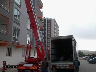 Teksoy Evden Eve Asansörlü Taşımacılık