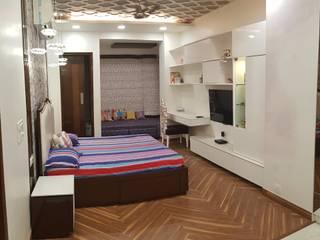 Girl's Bedroom Classic style bedroom by Esthetics Interior Classic