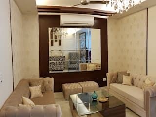 Living Rooms Asian style living room by Esthetics Interior Asian