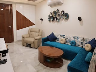 Modern Multimedya Odası Esthetics Interior Modern