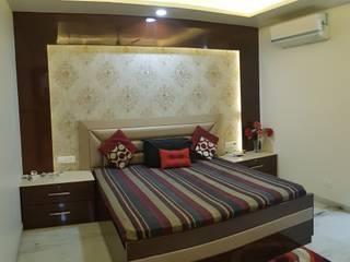 Modern Yatak Odası Esthetics Interior Modern