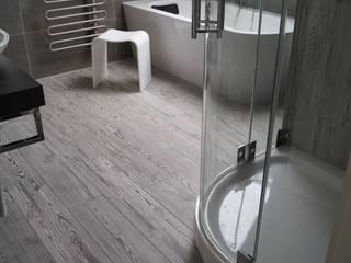 Wärmedämmung mit Innendämmung Badsanierung Moderne Badezimmer von Heinrich-Wohnraumveredelung , Inhaber Ph. Lakomczyk Modern