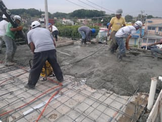 PROYECTO CASA PALAGOT Casas modernas de Cúbica Remodelación y Mantenimiento Moderno