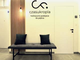 Projekt gabinetu medycyny estetycznej Piotr Stolarek Projektowanie Wnętrz Kliniki
