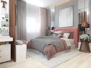 Студия дизайна интерьера квартир в Киеве belik.ua Girls Bedroom