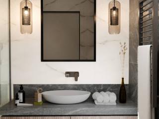 Студия дизайна интерьера квартир в Киеве belik.ua Ванна кімната