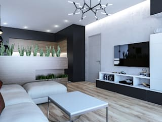 Студия дизайна интерьера квартир в Киеве belik.ua Кухня