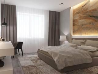 Студия дизайна интерьера квартир в Киеве belik.ua Спальня