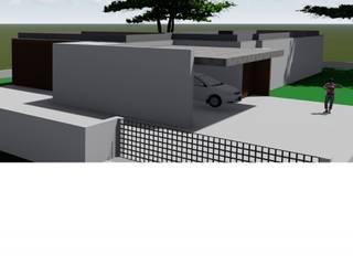 Habitação unifamiliar Penafiel por Gabriela Mota