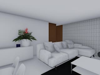Edifício Habitação Lousada Centro Motta por Gabriela Mota