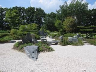 Taman Gaya Asia Oleh Kokeniwa Japanische Gartengestaltung Asia