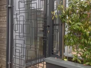 BXO vijverroosters Modern style gardens