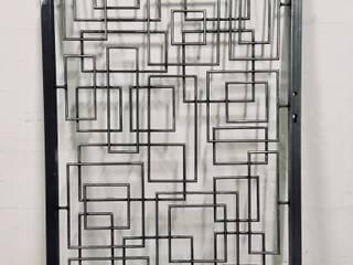 Jardines de estilo moderno de BXO kunst/zinnig ijzerwerk Moderno
