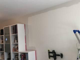 Pinturas Salas de estar modernas por Colour Castle Moderno