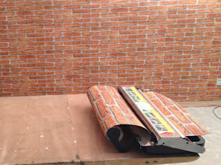 papel de parede Quartos de criança modernos por Colour Castle Moderno