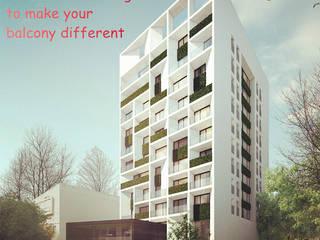 Artificial Living Wall for Privacy SUNWING GREEN Walls & flooringWall & floor coverings Plastic Green