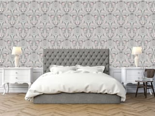 The walls of fame – Marshalls collaborate with Payal Singhal: classic  by Marshalls Wallcoverings,Classic
