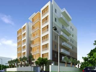 Luxury Apartments, Ludhiana by Basics Architects Minimalist