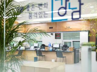 The Garage Project_신사동 주민센터 by 지오아키텍처