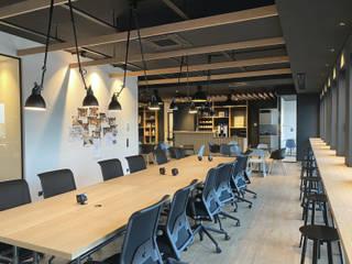 Eventlounge bp Innenarchitektur Petra Blome Skandinavische Bürogebäude
