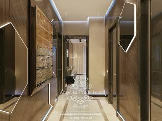 Klasik Koridor, Hol & Merdivenler Дизайн-студия элитных интерьеров Анжелики Прудниковой Klasik
