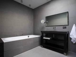 badkamerverbouwing Minimalistische badkamers van ontwerpburo rob guillonard Minimalistisch