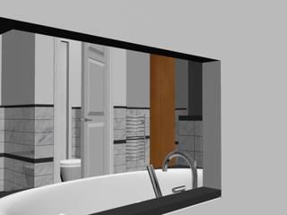 badkamerverbouwing Klassieke badkamers van ontwerpburo rob guillonard Klassiek