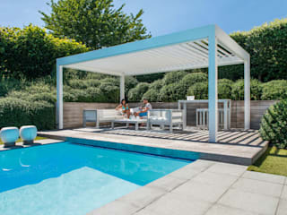 Modern style gardens by SPA Deluxe GmbH - Whirlpools in Senden Modern