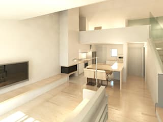 by darq - arquitectura, design, 3D Рустiк
