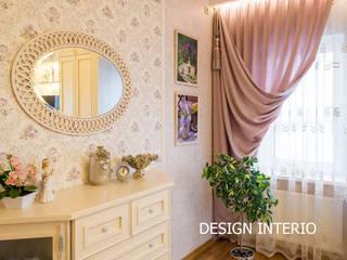 Проект квартиры в стиле прованс для для супружеской пары от Дизайн Интерьер