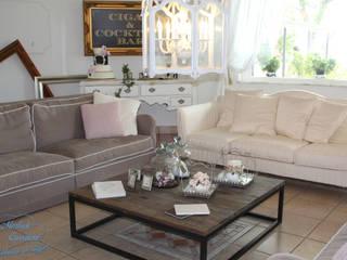 Arredamento interno ed esterno per Villa D'Isernia di Morbide Creazioni Moderno
