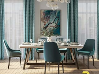 Dining by Dkore 3d studio