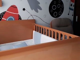 Modern Kid's Room by TICKTO STUDIO Modern
