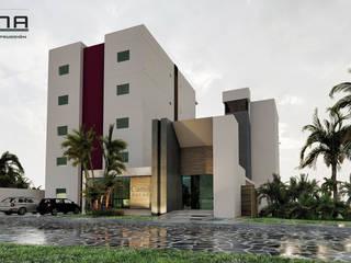 HOTEL CAMILA PALACE de ZONA DISEÑO Y CONSTRUCCION Minimalista