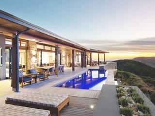 Luxury Lodge by Willson Construction Modern