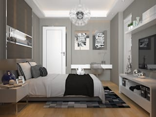Norm designhaus Classic style bedroom