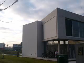 Grupo PZ Casas estilo moderno: ideas, arquitectura e imágenes