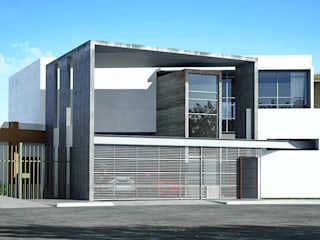 by Arquitectura Avanzada Modern