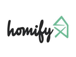 Homify Escritórios asiáticos por Sofia Aleixo-Homify Asiático