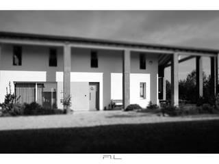 CASA B Casa rurale di andrea lazzaro architetto Rurale