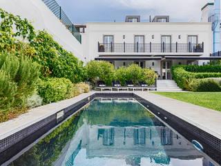 Project - Amoreiras Family Home Jardins clássicos por LojaQuerido by Ana Antunes Clássico