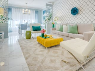 Project - Trellis Living Room Salas de estar modernas por LojaQuerido by Ana Antunes Moderno