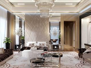 Klasik Yatak Odası Дизайн-студия элитных интерьеров Анжелики Прудниковой Klasik