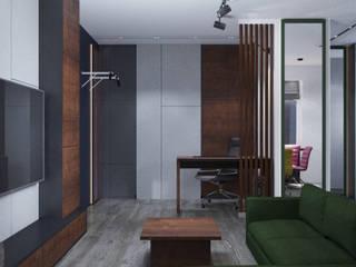by Interior designers Pavel and Svetlana Alekseeva Industrial