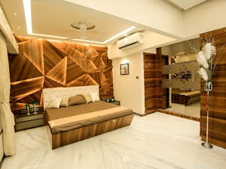 Modern style bedroom by ONYX DESIGNER STUDIO Modern