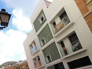 Xmas Arquitectura e Interiorismo para reformas y nueva construcción en Barcelona Habitats collectifs Béton Blanc