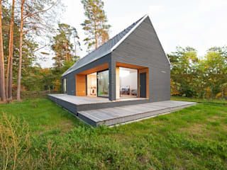 SOMMERHAUS PIU - YES WE WOOD Modern