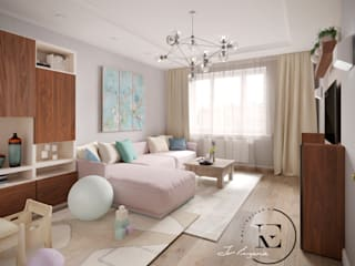 IvE-Interior Living room White