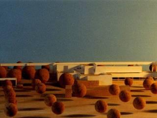Edifício Aqueduto / Biblioteca Municipal de Vidigueira Escritórios mediterrânicos por Jorge Cruz Pinto + Cristina Mantas, Arquitectos Mediterrânico